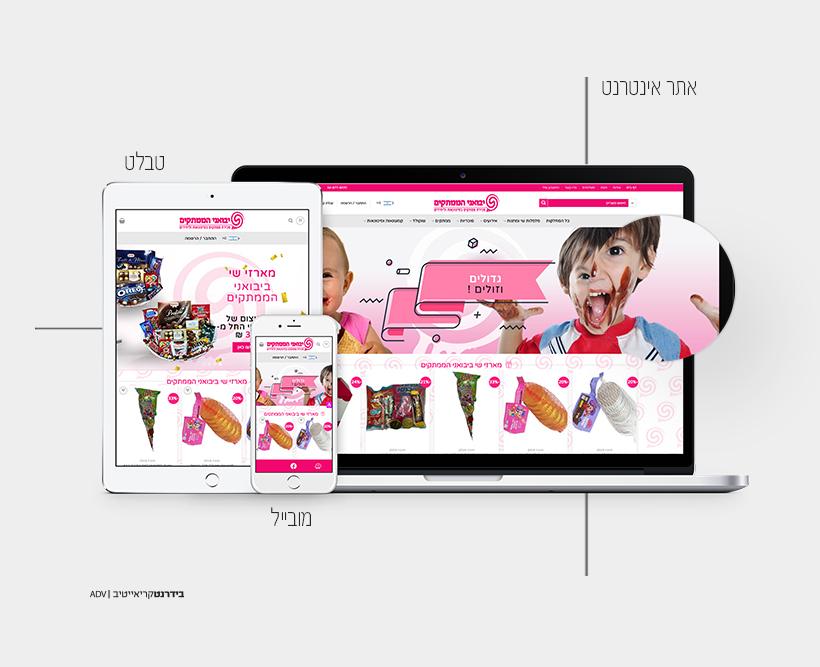 Candyshopwebsite